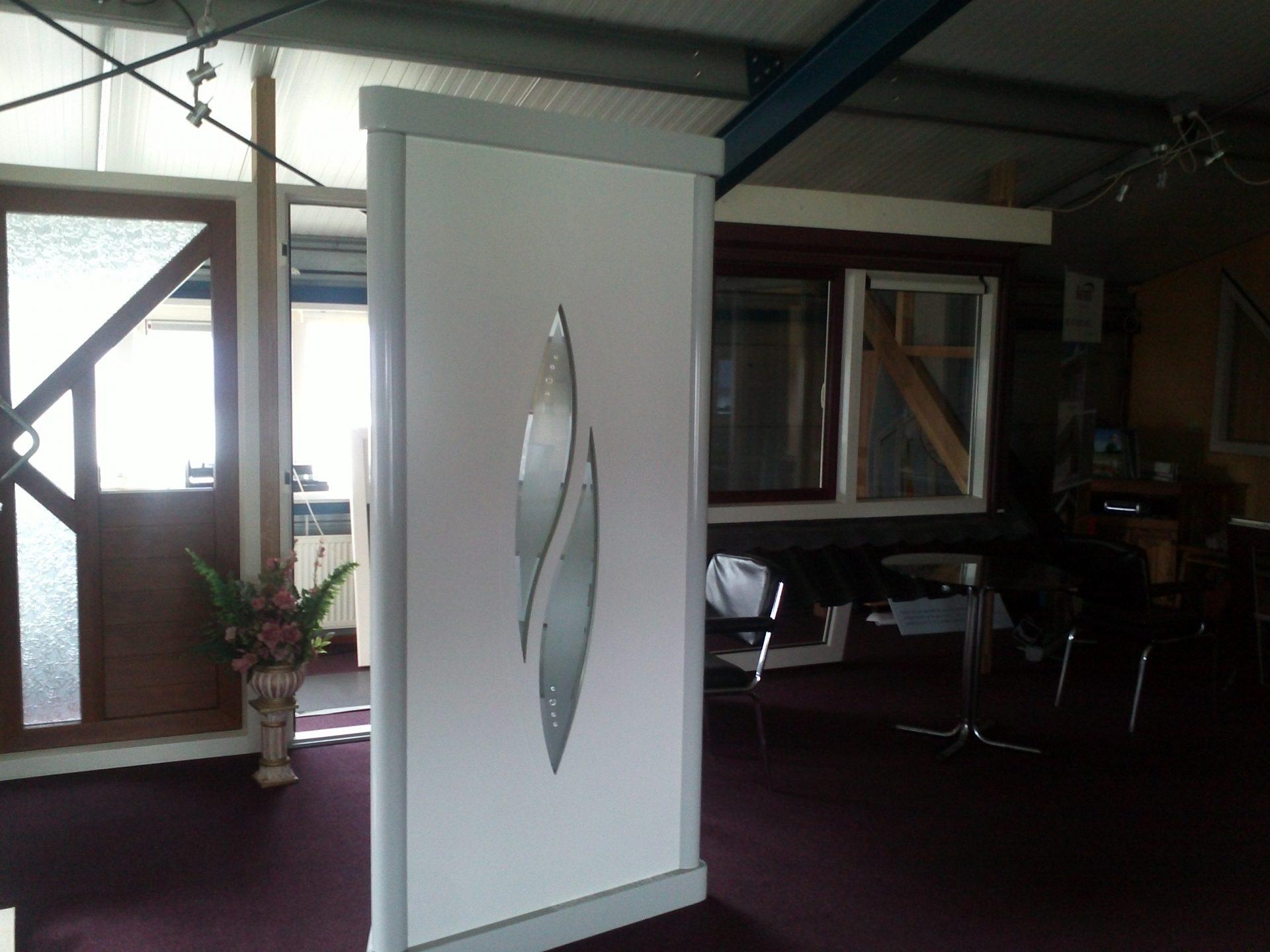 Dako kunststofkozijnen en dakkapellen showroom in Apeldoorn